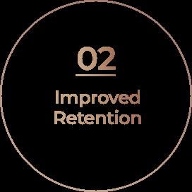 02 Improved Retention