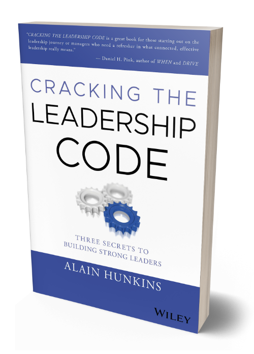 Cracking The Leadership Code Book Cover